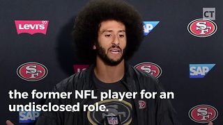 Colin Kaepernick in the Movies - Video