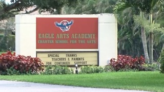 Judge puts Palm Beach County School District's termination of charter on hold - Video