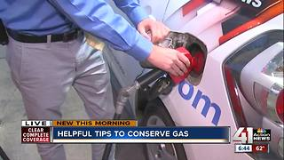 As gas prices hit highest mark of the year, here's how you can stretch your dollar - Video