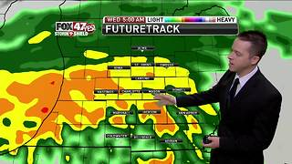 Dustin's Forecast 10-10 - Video
