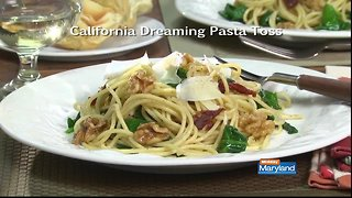 Mr. Food - California Dreaming Pasta Toss - Video