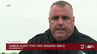 Leavenworth County Sheriff Amber Alert Update