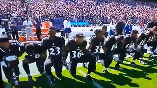 Should NFL Players Who Kneel Be Benched? - Video