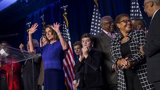 Democrats Regain Control Of The House With Wave Of Women Candidates