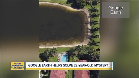 Police solve mystery from tip on Google Earth