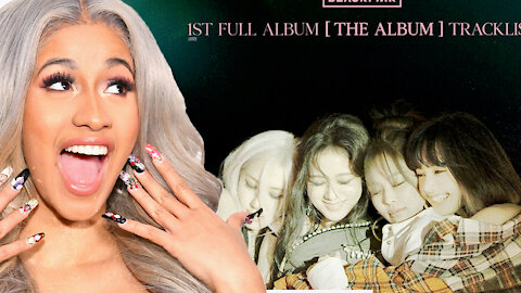 Cardi B To Feature On BLACKPINK's Debut LP 'The Album'!