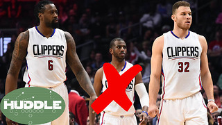 Are the Clippers Better WITHOUT Chris Paul? -The Huddle - Video