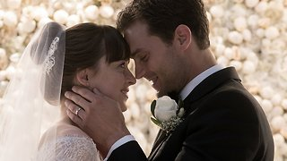 'Fifty Shades Freed' Pushes The Franchise Past $1 Billion - Video