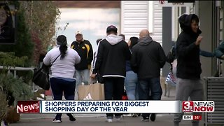Omaha shoppers ready for Black Friday