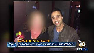 San Diego doctor accused of sexually assaulting assistant - Video