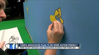 Tampa Mayor launching Autism-Friendly initiative - Video