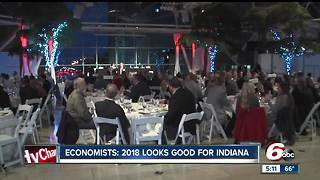 Economists: 2018 looks good for Indiana - Video