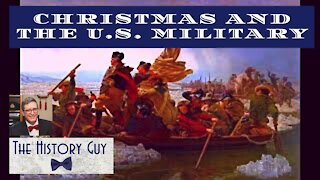 Christmas in United States Military History
