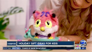 Holiday gift ideas for kids