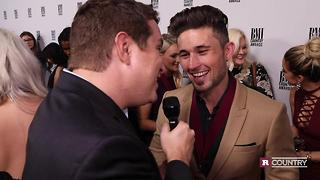 Michael Ray talks music and his girlfriend | Rare Country - Video