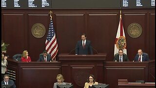 Gov. DeSantis lays out agenda in State of the State address in Tallahassee