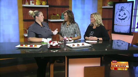 A Local Baker Competing on the Food Network!