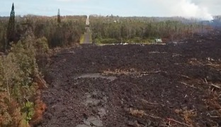 Drone Footage Shows Scale of Lava Damage in Hawaii's Leilani Estates - Video