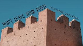 Don't Leave Your Post! - Yvette Hampton and Aby Rinella, Part 1