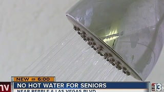 Seniors still without heat, hot water