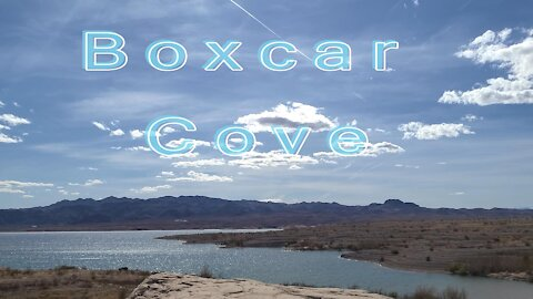 Boxcar Cove - Lake Mead, NV