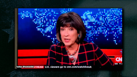 CNN's Christiane Amanpour Compares President Trump to Hitler In News Coverage