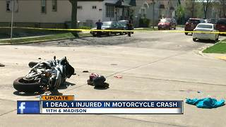 Friends hope lessons can be learned from friend's motorcycle death in Milwaukee