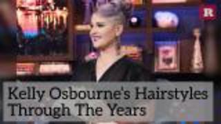 Kelly Osbourne's Bold Hairstyles Through The Years | Rare People - Video