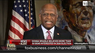 Herman Cain Makes Bold Prediction About 2020 Presidential Election - The GOP Isn't Going to Like it