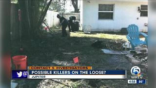 Possible killers on the loose? - Video