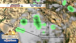 First Warning Weather Friday July 27, 2018 - Video