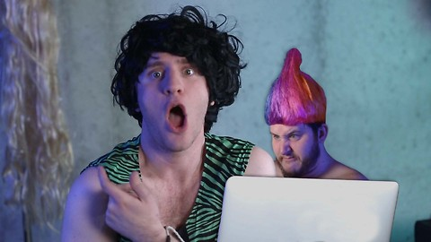 This Catchy Song Discourages You From 'Feeding The Online Trolls'