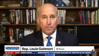 Rep. Louie Gohmert / (R) Texas - BIDEN WANTS TO CRACKDOWN ON 'DOMESTIC EXTREMISTS'