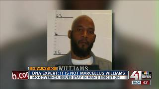 Greitens issues stay of execution for Williams - Video