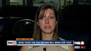 Middle class could gain from tax cuts - Video
