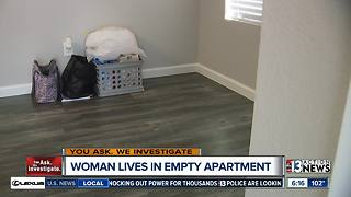 Moving company mystery puts Las Vegas woman in limbo - Video