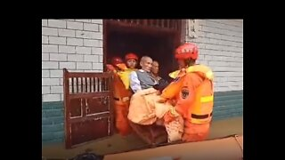 Thousands Evacuated as Floods Hit Southeastern China