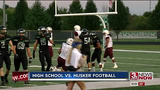 Skutt parents choose high school over Huskers - Video