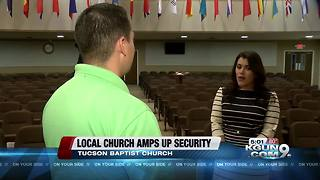 Tucson Baptist church reacts to Texas mass shooting - Video