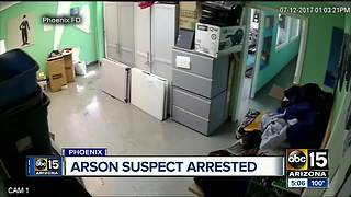 FD: Man arrested after sparking fire at LGBTQ youth center - Video