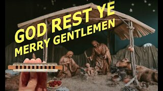 How to Play God Rest Ye Merry Gentlemen with Bends