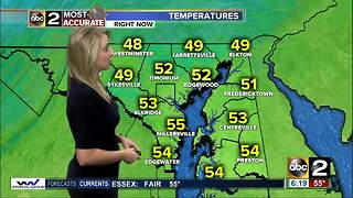 Maryland's Most Accurate Forecast - Chilly Night Ahead - Video