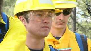 Born in the Ashes - Becoming a Wildland Firefighter - Video