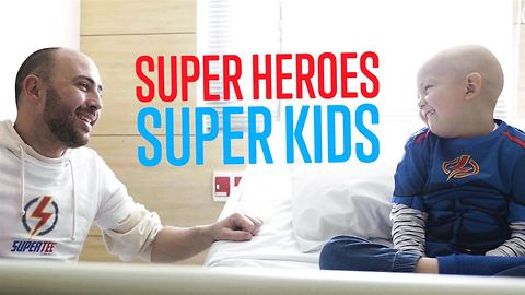 SuperTee: Helping kids fight back & get better
