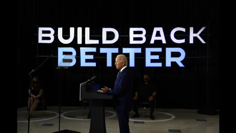 Get used to hearing 'Build Back Better ' | The Great Reset