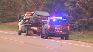 Moped driver critical after being hit by car in Clinton County