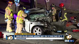 Wrong-way crash claims life of Marine