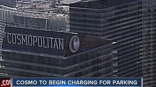 Cosmo announces its plans for paid parking - Video