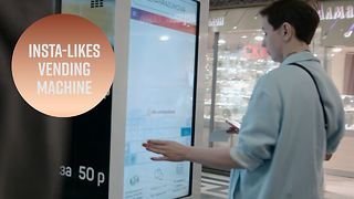 The worst vending machine ever is coming to the U.S. - Video