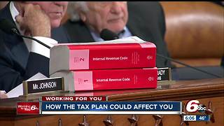 How the tax plan could impact your family - Video
